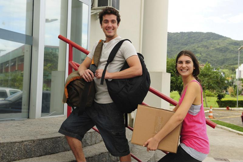 Make sure you bring all the essentials with you on move-in day.