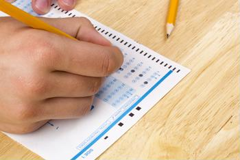 Perfect score California Standards Tests