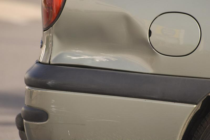 Get rid of that pesky dent in your lover's car.