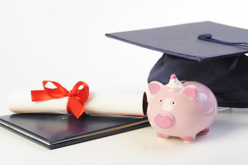 After looking into college savings, determine whether you need other sources of income or loans to pay for school.