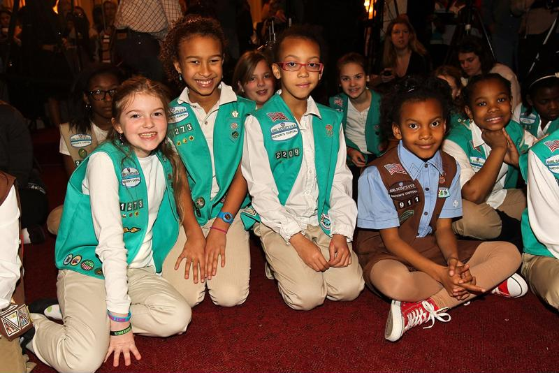 Girl Scouts can sell a lot of cookies with mobile payments.