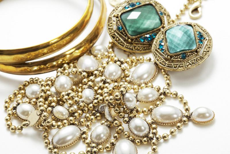 You can even sell antique costume jewelry on Etsy.