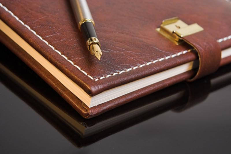 Encourage your senior loved one to write in a journal.