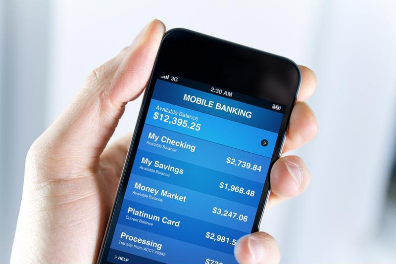 Financial services firms adjusting processes for mobile device users
