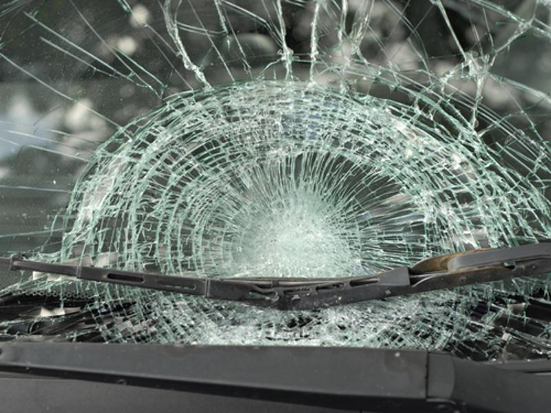 Chips in your windshield can easily turn into long cracks once winter temperatures set in.