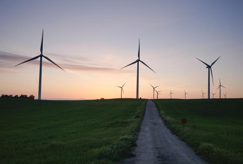 Data center companies are big fans of these wind farms.