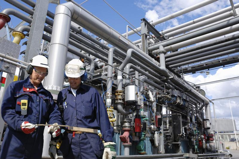 Gas manufacturing plants must used PdM to improve reliability.