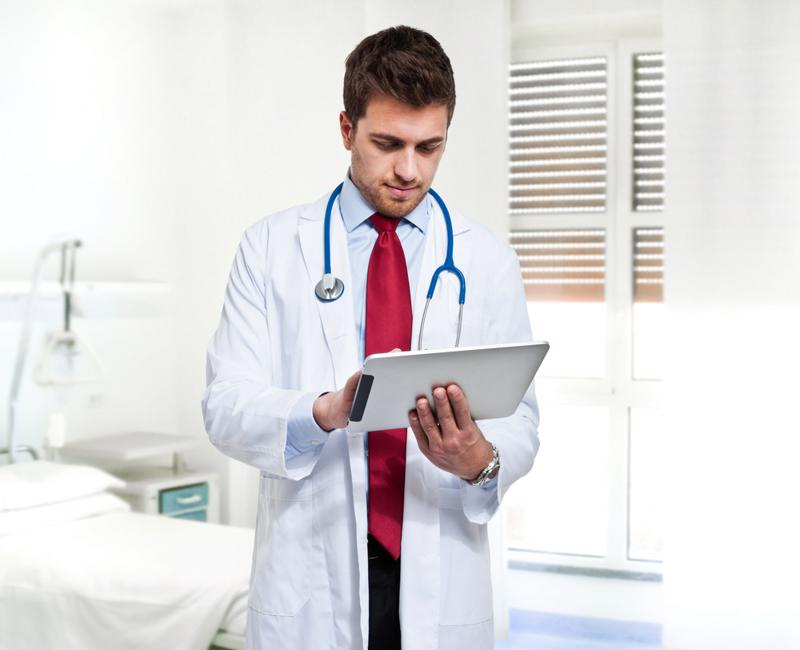 Recalling information digitally has tremendous upside for medical professionals.