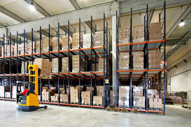Retailers may run out of room in their own warehouses.