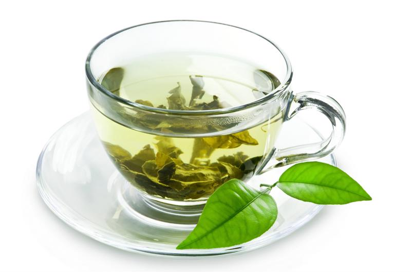 Try this interesting take on green tea.