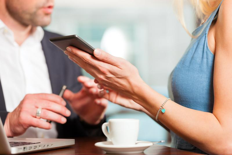 BYOD and cloud UC make it possible for employees to work from their favorite cafe.
