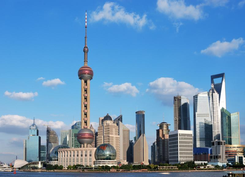 Consider Shanghai for your corporate relocation.