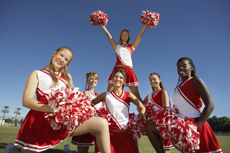 Make sure your cheerleader has a safe and healthy season.