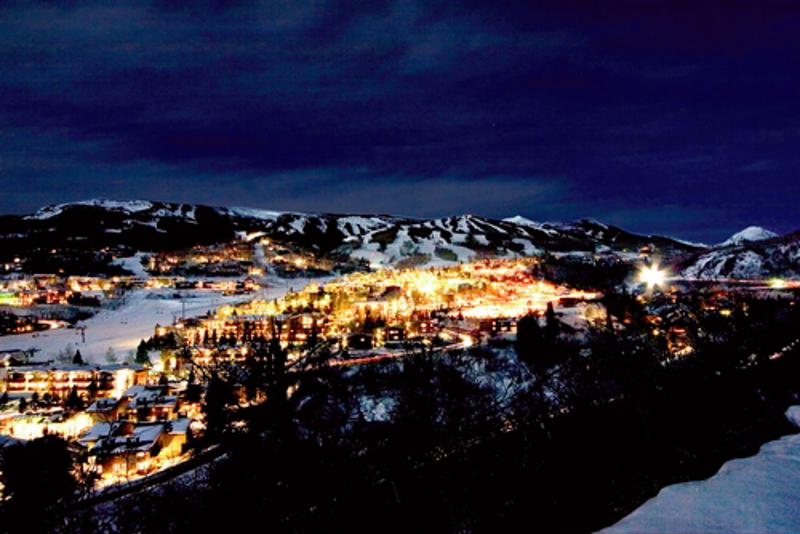 Aspen is one of the most festive cities in the country.