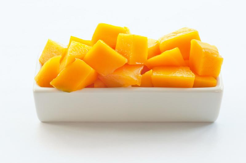 Check your store from frozen mango or make your own.