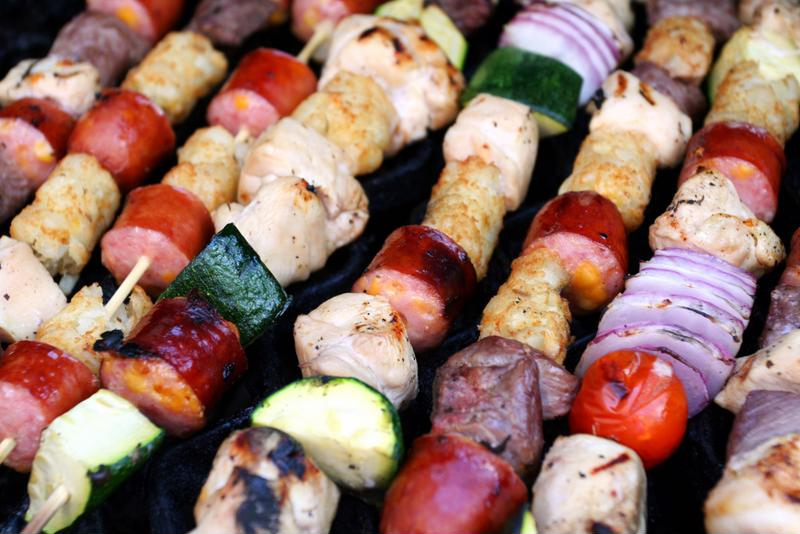 Grill up a party for dad this Father's Day.