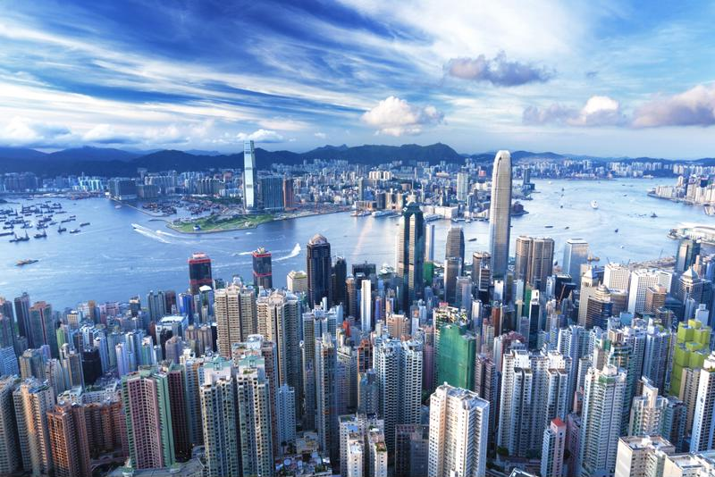 Hong Kong is one city where finance jobs are expected to be plentiful in the coming years.