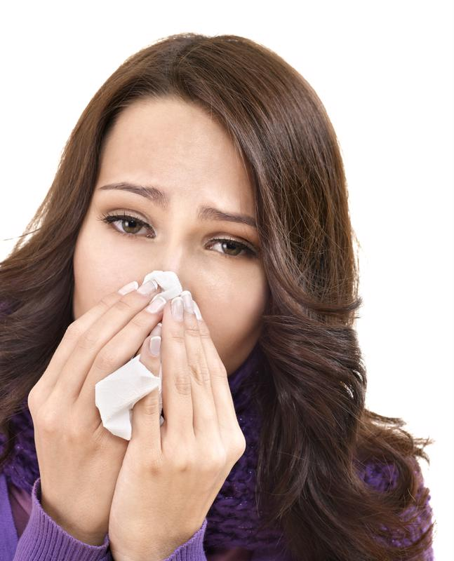 Practice healthy habits to avoid getting sick at college.