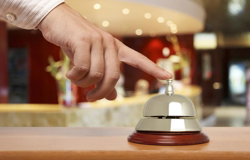 Wireless Internet connection and customer service remain the biggest overall concerns for guests staying on business.