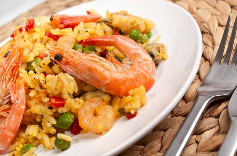 Include flavor-filled rice in your next meal.