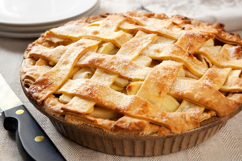 Who would have thought pie would be the inspiration behind a hit song?