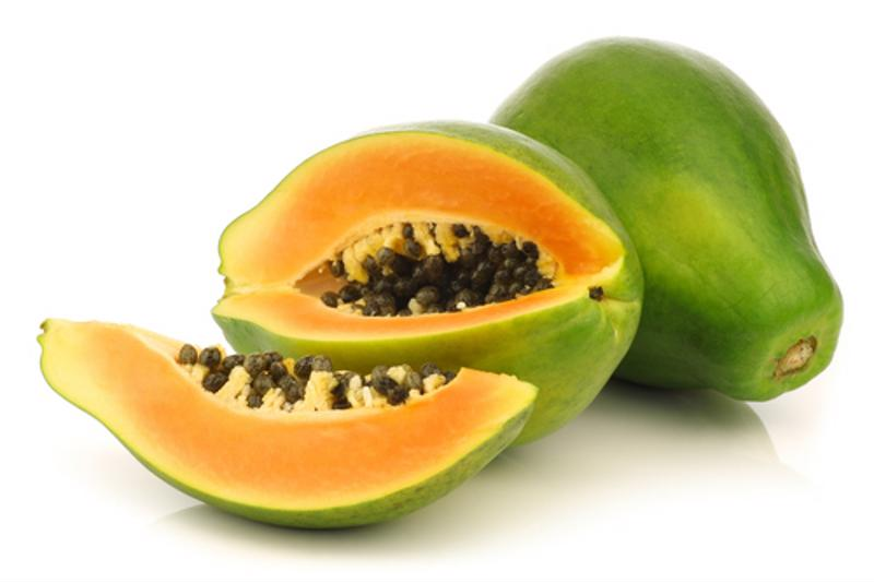 You'll love this papaya pudding.