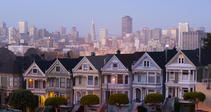 The current demand for real estate in California outnumbers the supply