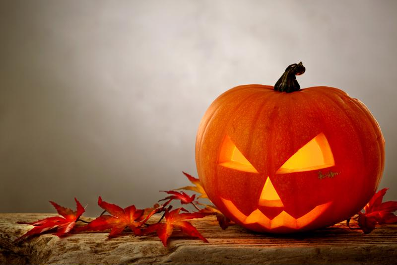 Opting for LED lights instead of candles in jack-o'-lanterns is one way to increase Halloween safety.