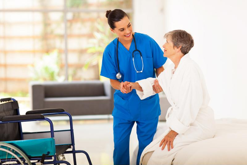 Medical care is often a necessary expense for senior citizens.