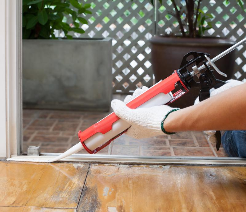 Sealing the home can deliver serious savings.