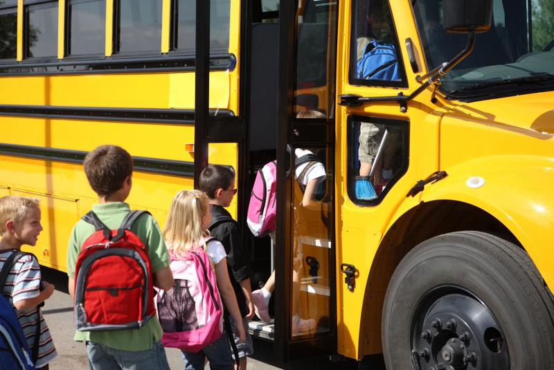 Overcrowded schools may mean a new student will have to go to school in another district.