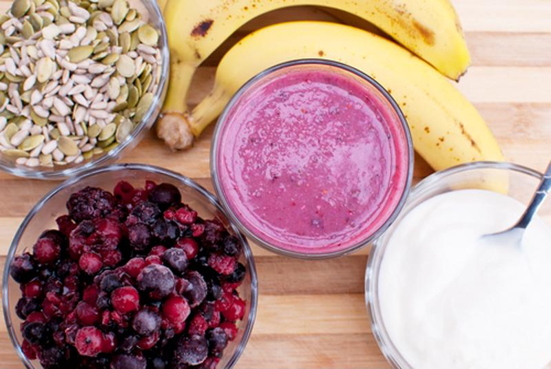 Smoothies can be a great way to get nutrients that are lacking in your diet.