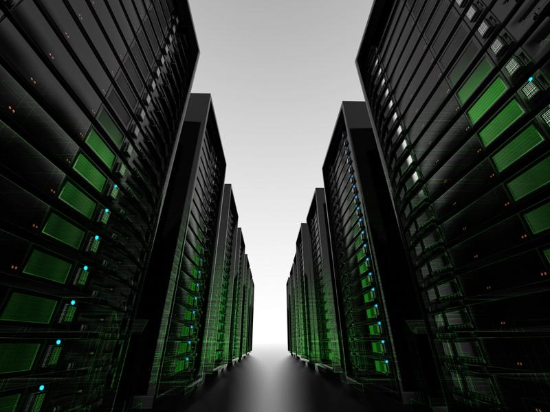 Consolidating servers can lead to energy efficiency and distinct cost savings.