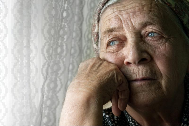 Changes in personality and mood can be a sign of Alzheimer's disease.