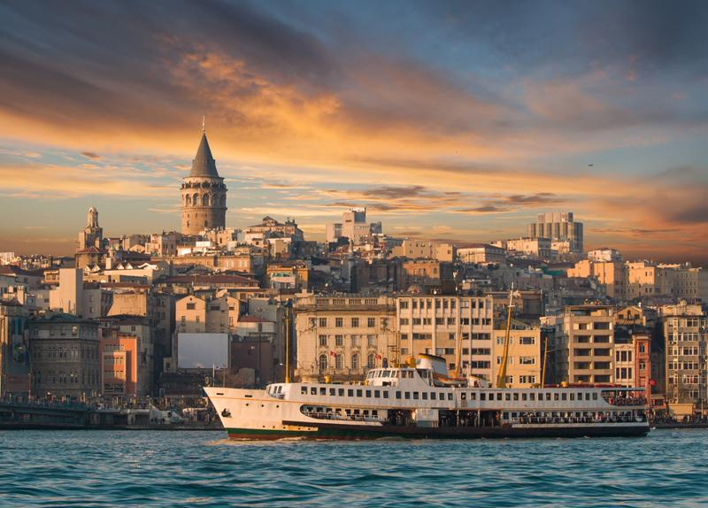 Istanbul took the No. 1 spot for most affordable European city for summer 2015.