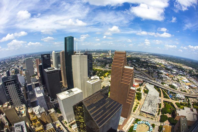 Houston is a city on the rise.