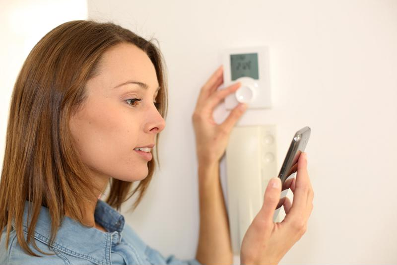 Finding the ideal indoor temperature during the winter isn't always easy.