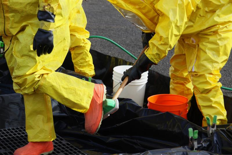 Are you prepared to deal with hazardous waste?