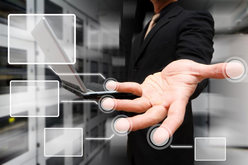 DCIM puts data center management at your fingertips.