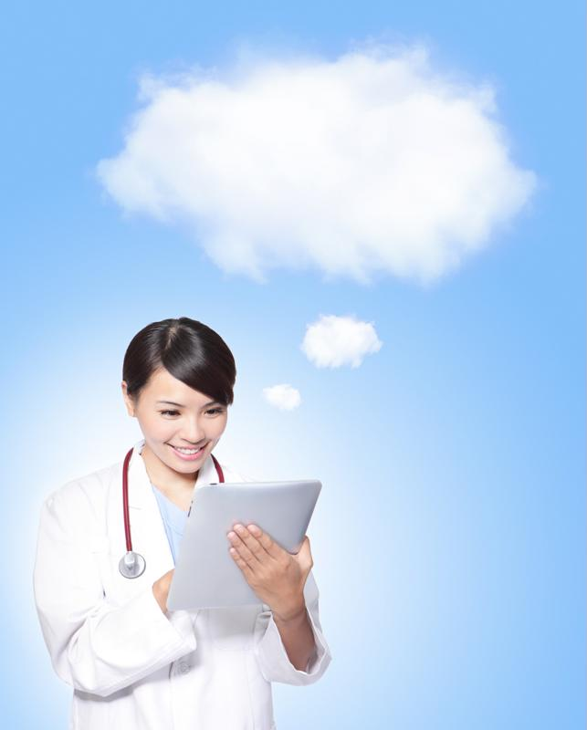 In healthcare, the cloud is becoming immensely popular.