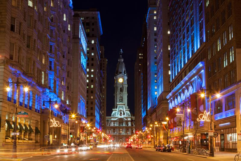 After your meetings, spend the evening enjoying one of Philadelphia's fine restaurants.