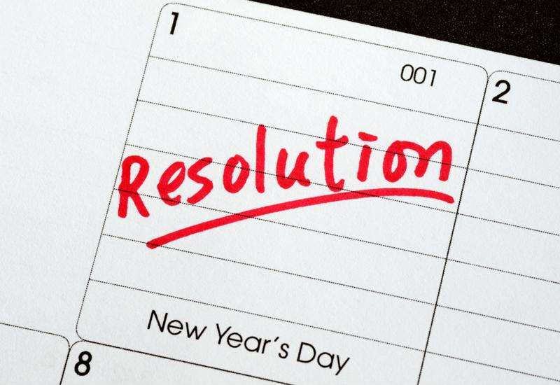 Making resolutions can help individuals kick off 2016 on a positive note, both personally and professionally.