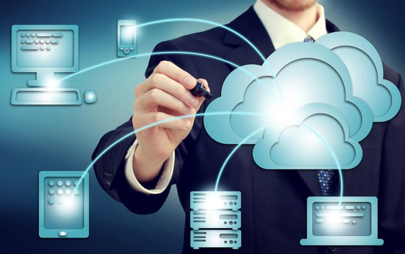 The cloud is used to enhance business agility and decrease complexity within an organization.