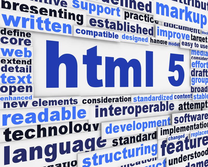HTML5 can provide the front-end functionality customers favor.