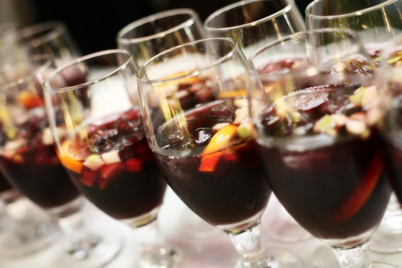 The sangria recipe should be consistent to avoid over-serving a guest.