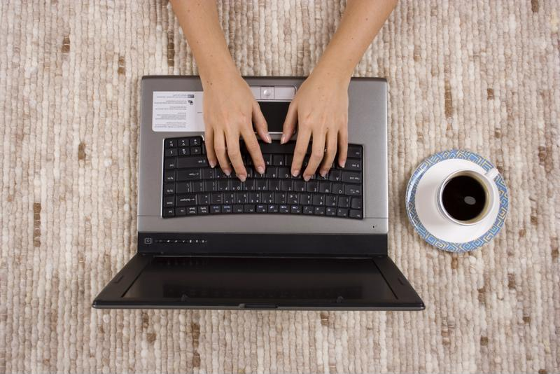 Telecommuting is one recent tech trend that's here to stay.