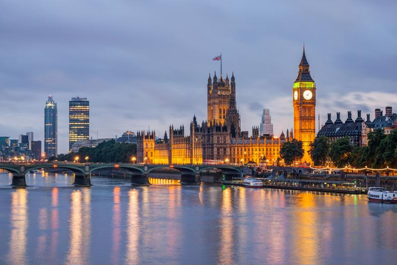 Travel managers can expect high expenses from trips to London.