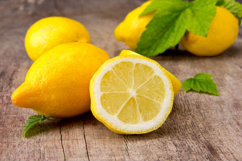 Use a larger lemon for a richer lemon flavor.