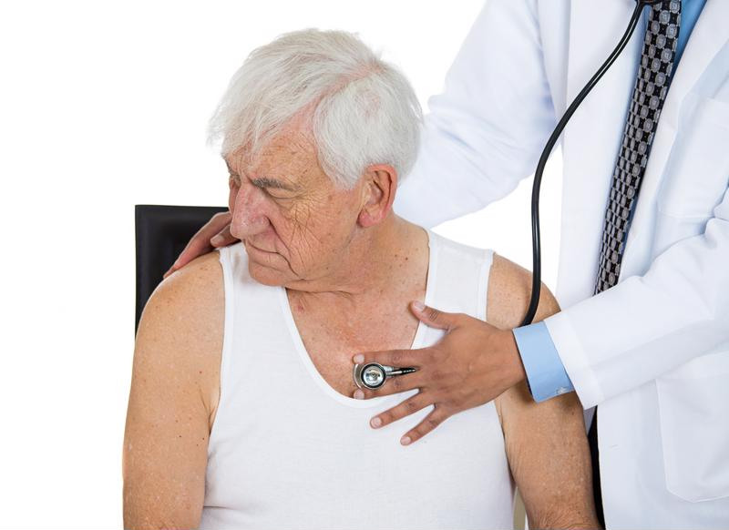 Have your chest examined by your doctor if your cough becomes persistent.