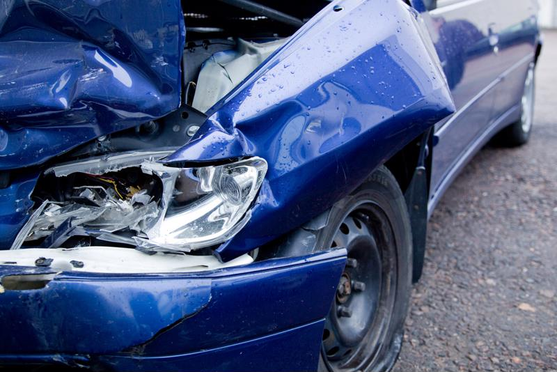 If the car you're looking at has been in an accident in the past, you'll want to know.
